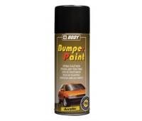 Body. Bumper Paint краска для бампера черная, спрей  400мл