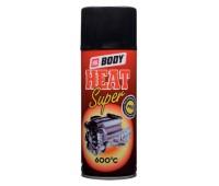Body 420. High Heat Black краска термостойкая чёрная, спрей 400мл