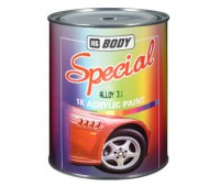BODY. Special Paint 310 краска для дисков серебристая 1000мл