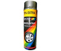 Motip. 4010 Краска для дисков стальная, спрей 500мл