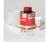 CarSystem. (126047) Набор полиэфирный для ремонта пластиковых и металлич. элементов  0,25кг