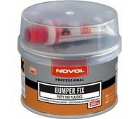 Novol 1171 Bumper Fix шпаклевка полиэфирная для пластиков с отвердителем, 0.5 кг