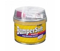 Body 222. Bumpersoft шпаклевка полиэфирная для пластиков с отвердителем, 0.25кг