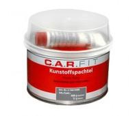 CarFit. (2-160-0500) Шпаклевка полиэфирная для пластиков с отвердителем, 0.5кг
