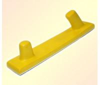 12-40 (929021) Длинный гибкий  шлифок Hookit №1, 400х70 мм