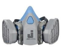 JetaPro. Jeta Safety 5000 полумаска в комплекте с фильтрами