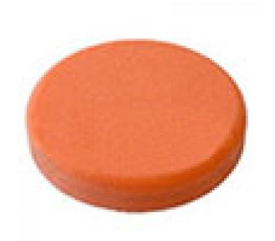 ISISTEM. Полировальный круг NORMA жёсткий 150/25 мм (оранжевый)