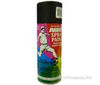 ABRO. Краска термостойкая чёрная (SP-202) спрей, 400мл